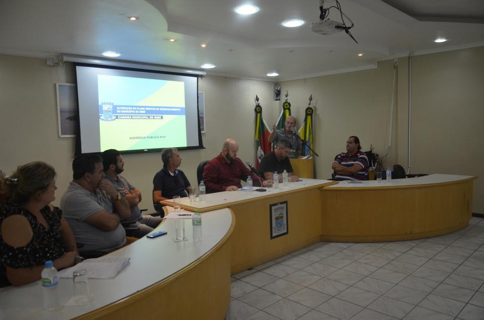Audiências públicas debatem alterações no Plano Diretor