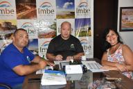 Vice-prefeito recebeu diretoria do SISMI