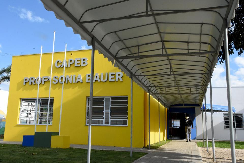 Obras internas do CAPEB 1 estão concluídas