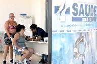Casa da Saúde na beira-mar está aberta diariamente