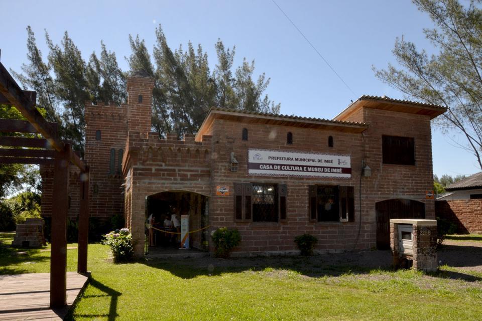 Casa de Cultura e Museu de Imbé recebeu mais de 170 visitas