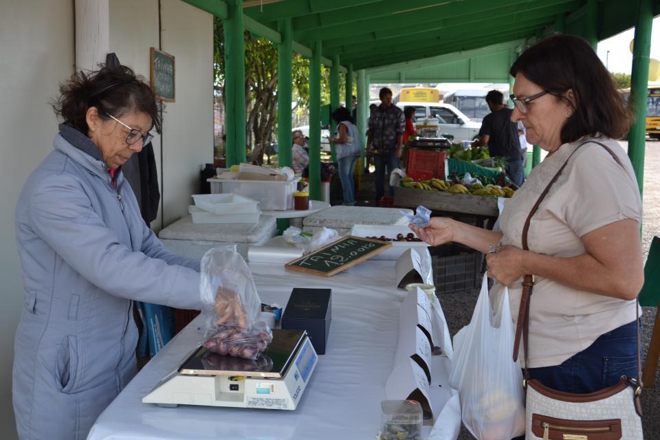 Ecofeira comemorou cinco anos de atividades