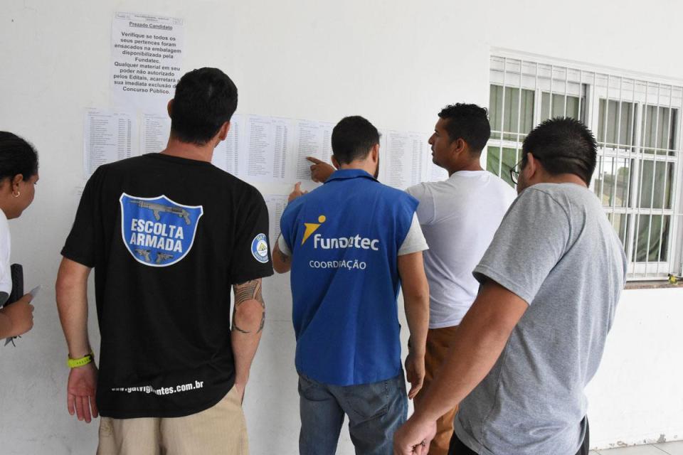 Concurso da Guarda Municipal: confira as notas preliminares da prova téorica-objetiva