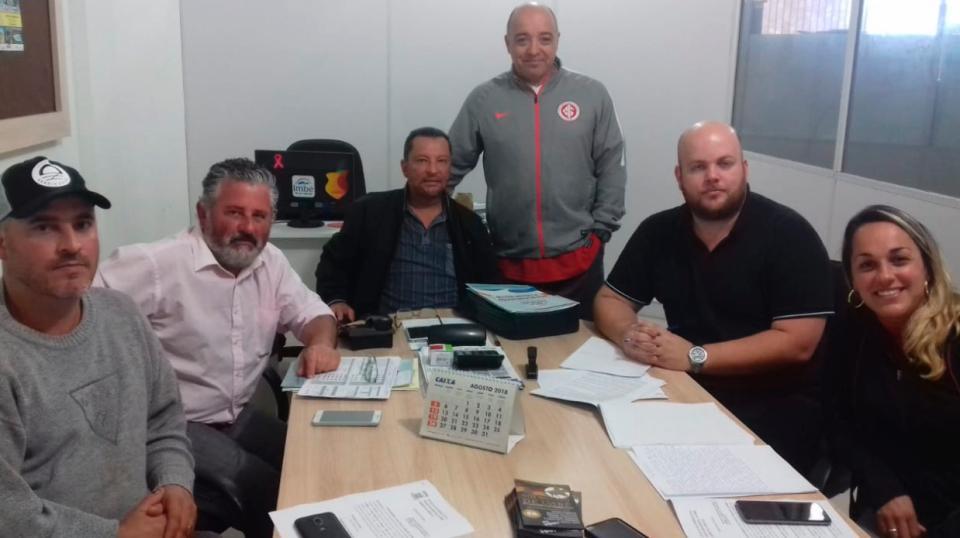 Empossados novos integrantes do Conselho Municipal de Desporto