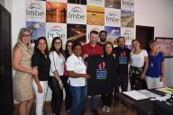 Equipe do PIM foi recebida pelo prefeito