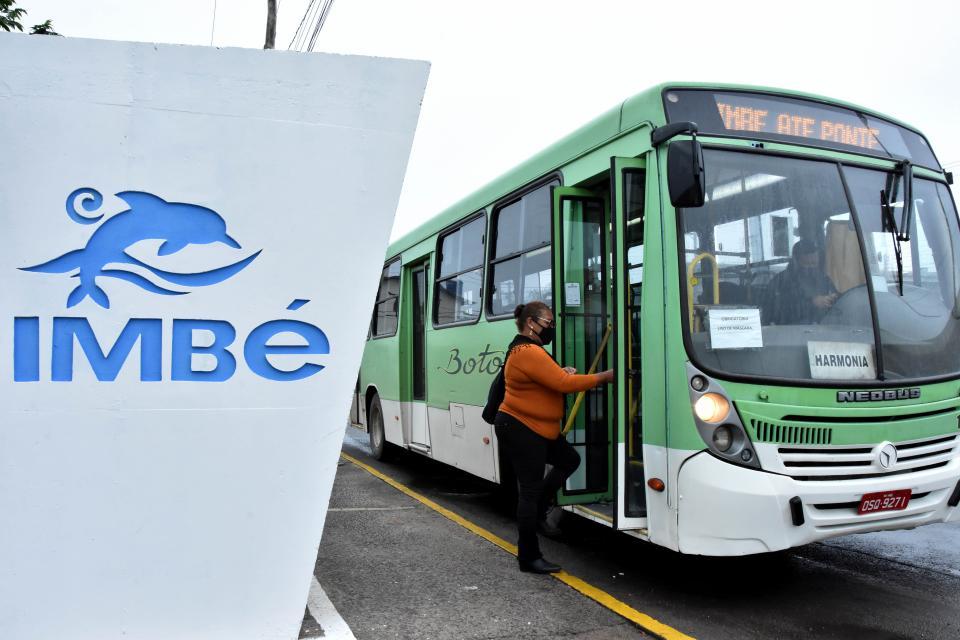 Confira os itinerários das linhas de transporte público de Imbé