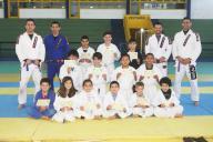 Alunos foram graduados na modalidade jiu-jitsu