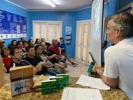 ESF Nova Nordeste encerrou 7° Grupo Antitabagismo