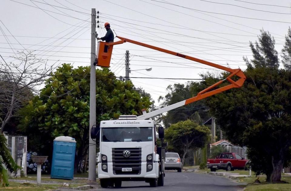 SMOV atendeu 799 pedidos de iluminação pública em maio