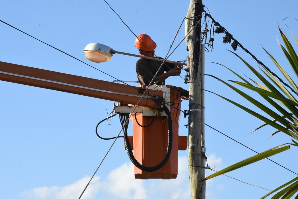 Iluminação pública: mais de 1,2 mil atendimentos em maio