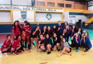 Santa Catarina vence Voleibol Infantil Feminino nos JIMI
