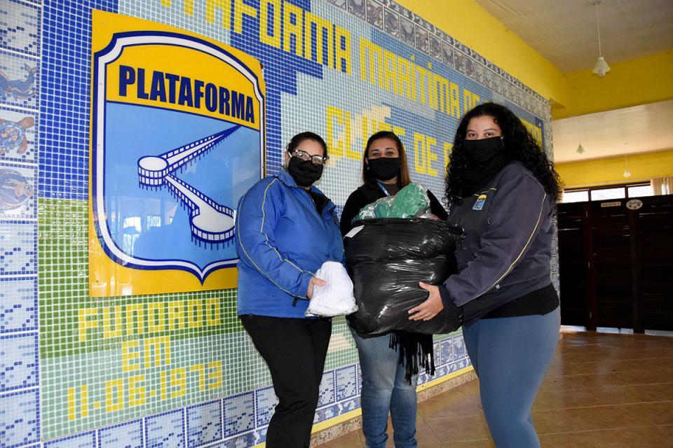 Município segue com campanha de arrecadação de máscaras