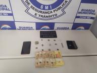 Prisão por tráfico de drogas em Imbé