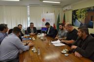 Reunião acordo CEEE
