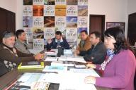 Reunião trata de nova etapa do Programa Imbé Mais Seguro