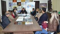 Professores e coordenação do Pré-Enem participam de reunião