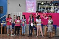 Outubro Rosa tem atividades para mulheres da terceira idade
