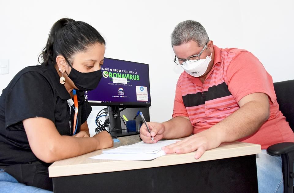 Organização, logística e confiança: como Imbé se prepara para iniciar a campanha de vacinação contra Covid-19