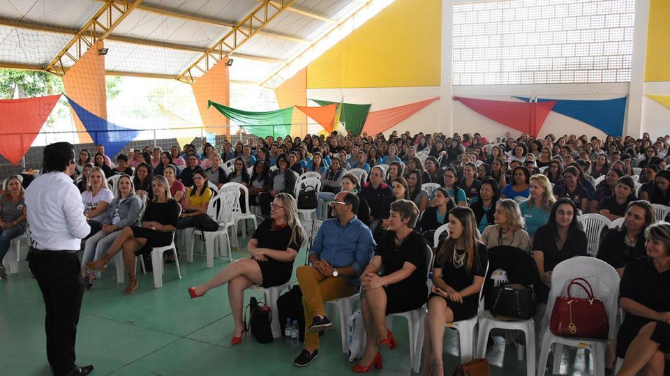 Imbé sediou Seminário Regional de Educação Infantil