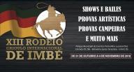 XIII Rodeio Crioulo Internacional de Imbé