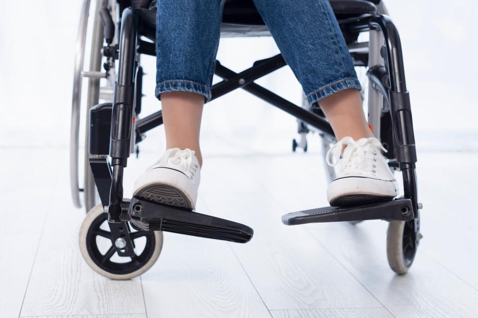 SMDS amparou e realocou cidadã portadora de paralisia cerebral