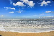 Praia </br>Foto: </br>Foto: Galileu Oldenburg